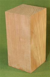 "Blank #751 - Cherry Solid Turning Blanks ~ 3"" x 3"" x 8 1/2"" ~ $11.99"